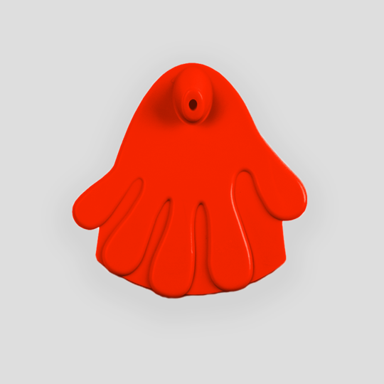 Hand Vermelha