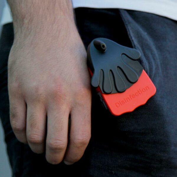 Hand preta - speedyhand